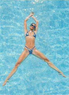 Cindy Crawford - Vanity Fair by Herb Ritts, August 1994