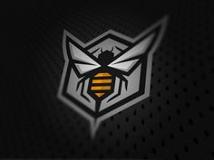 The Swarm by Thomas Hatfield, via #Behance #Design #Logo