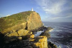 Ocean view of Sugar Loaf Lighthouse & Point, Myall Lakes NP, Great Lakes - The Lakes Way - Australia Top 10 travel bucket list