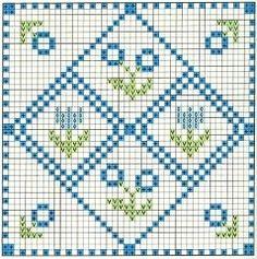 Biscornu chart