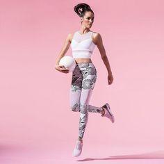 Pink Fashion, Sport Fashion, Fitness Fashion, Fashion Outfits, Fitness Photography, Sport Photography, Photography Poses, Photos Fitness, Fitness Models