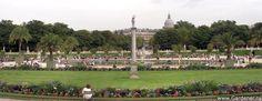 Люксембургский сад в Париже | Ландшафтный дизайн садов и парков