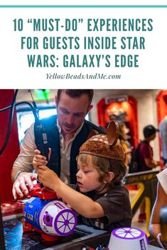Star Wars: Galaxy's Edge – 10 Must-Do Experiences Inside the New Land Visit Orlando, Disney Parks, Storytelling, Stuff To Do, Star Wars, Adventure, History, Stars, Live