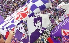 Scontri nella nottata di ieri tra i tifosi di Fiorentina ed Esbjerg #fiorentina # #europa #league # #scontri