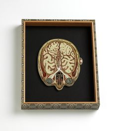 Anatomical Cross-Sections in Paper