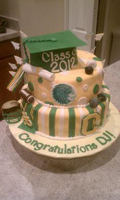 Christopher S Cake Mascot
