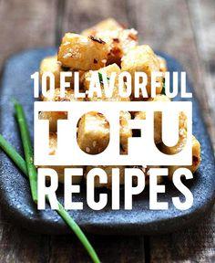 Top Ten Ways to Make Tofu Exciting