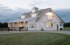 Metal barn houses ranch home shop building a house homes kits for sale . Metal Shop Building, Building A House, Building Ideas, Build House, Morton Building Homes, Barn With Living Quarters, Barn Shop, Barn Apartment, Apartment Plans