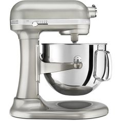 Kitchenaid Pro Line 7 Qt. Bowl-Lift Stand Mixer ($700) ❤ liked on Polyvore featuring home, kitchen & dining, small appliances, pearl silver, kitchen aid stand mixers, kitchen aid small appliances, kitchenaid small appliances, kitchen aid standing mixer and kitchenaid standing mixer