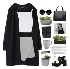 """//TOP SET 12.05.16 H a r a j u k u//"" by lion-smile ❤ liked on Polyvore featuring Campania International, Topshop, Carven, Moscot, Lux-Art Silks, Frette, Lenox and Valextra"