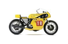 Classic+Triumph+Trident+Racing+Motorcycle