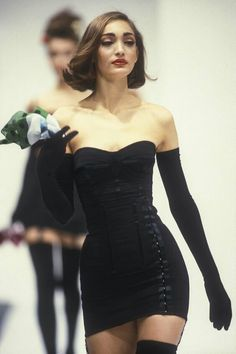 Dolce and Gabbana Spring/Summer (1992)