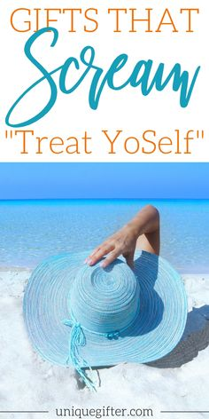 """That Scream, """"Treat YoSelf!"""" - Unique Gifter Gifts That Scream, """"Treat YoSelf! Best Gifts For Her, Gifts For Boss, Birthday Gifts For Boys, Dad Birthday, Simple Gifts, Unique Gifts, Customized Gifts, Custom Gifts, Personalized Gifts"""