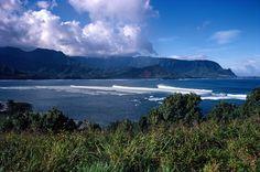 Hanalei Bay     |