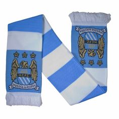 Manchester City Fan Scarf