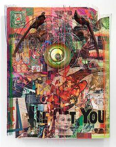 Elliott Hundley - Artist - Andrea Rosen Gallery Collage Art Mixed Media, Collage Artists, Driftwood Art, Outsider Art, Texture Art, Art Studios, Art Forms, Art Images, Art Inspo