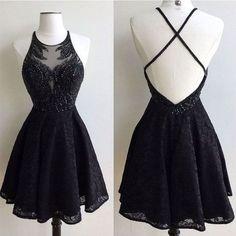 Little back dresses for homecoming 2017,hoco dresses,hoco 2017 dresses,shinny homecoming dresses,graduation dresses