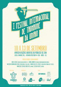 I Festival Internacional de Trambone da UNIRIO