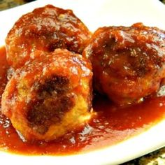 Homemade BBQ Meatballs - Allrecipes.com