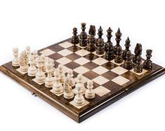Wooden Chess Board, Crafts Beautiful, 40th Birthday Gifts, Rare Antique, Fathers Day Gifts, Gifts For Him, Best Gifts, Unique Gifts, Hand Carved