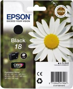 From 2.99 Epson Singlepack Black