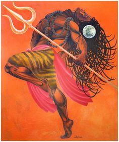 Rahul Vyas - Lord Shiva - Anand Tandav
