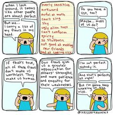 7 Comics That'll Make Perfect Sense If You Have Social Anxiety
