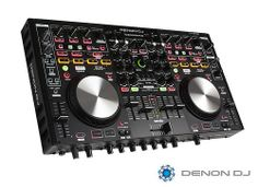 Denon MC6000 MK2 - Created to be the definitive tool for contemporary club and mobile DJ's, the slimline, table-top steel chassis unit combines a 4 channel/8 source real-time matrix operational digital mixer with a 24-bit, class-leading digital and analog audio interface.   More Info / Available here: http://www.recordcase.de/en/Denon+MIDI+Controller+DN-MC6000+MK2.htm?pid=Google-Ehlen
