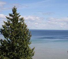 Mission Point - Mackinac Island Hiking