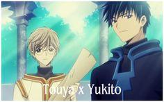 Resultado de imagem para touya yue fanart