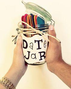 Date Jar :) #itsacouplesthing #boyfriend #love #adventures #sticks #datejar