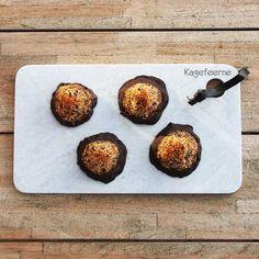 Kokosmakroner med kokossukker - Coconut macaroons