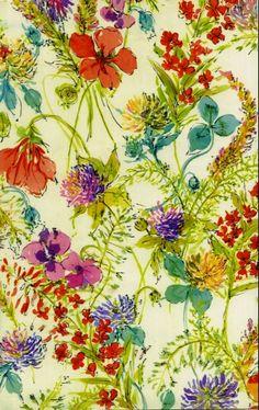 ❀ Blooming Brushwork ❀ - garden and still life flower paintings - Luli Sanchez
