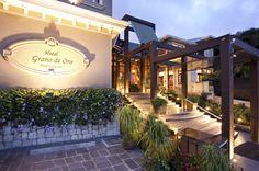 Entrance Hotel Grano de Oro, San Jose, Costa Rica