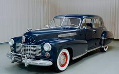 1941 Cadillac Fleetwood Sixty Special.