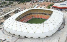 Conoce el Arena Amazonía, uno de los estadios del Mundial Brasil 2014
