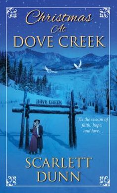 Cover image for Christmas at Dove Creek