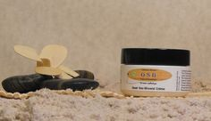 Dead Sea Mineral Crème by OffshoreBreeze on Etsy, $25.00