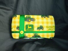 Custom Covered Baby Wipe Case-John Deere - Awesome!