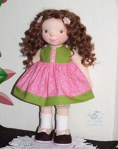 waldorf doll ooak