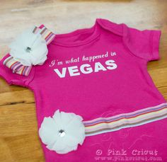 Baby Onesies - how cute is this!!!!