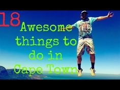 18 Awesome Things to do in Cape Town, (16 of 18) featuring Piano Hopping by Marnus Daniel - YouTube