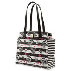Mickey and Minnie Mouse Sweethearts Shopper Bag by Dooney & Bourke for $228.00