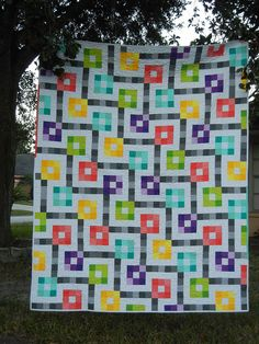 Fabricland by Don't Call Me Betsy!!! - This would be SO much work and it looks so cool! I love it!
