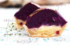 Purple Sweet Potato Tarts > Section