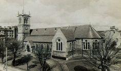 Kent, Folkestone, Christ Church