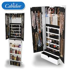THE JEWELRY CABIDOR from Get Organized $229.98