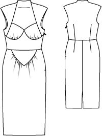 LBD COCCO: technical drawing