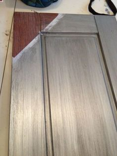 Kitchen cabinet update with Fusion™ Mineral Paint