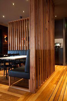 Cafe Sienna - MR. MITCHELL Cafe Interior Design